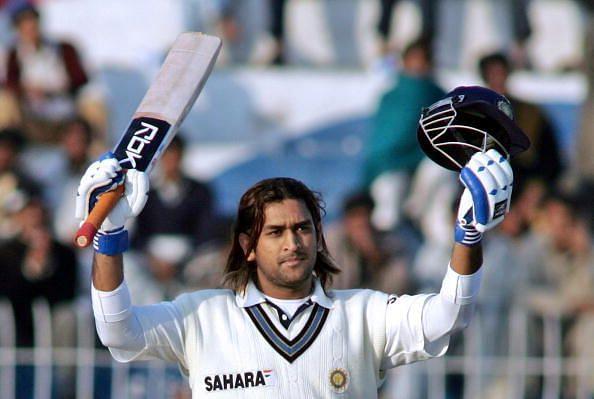 भारत और पाकिस्तान के बीच खेला गया हाई स्कोरिंग मुकाबला ड्रॉ रहा था, लेकिन धोनी ने बनाए थे 148 रन