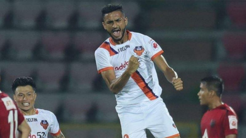 Manvir Singh made his professional debut with Mohammedan SC in 2016.