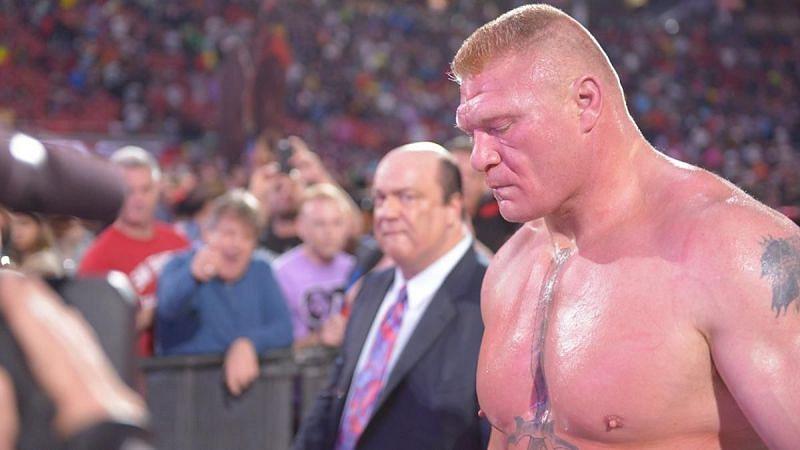 क्या ब्रॉक का वक्त WWE में पूरा हो गया है?