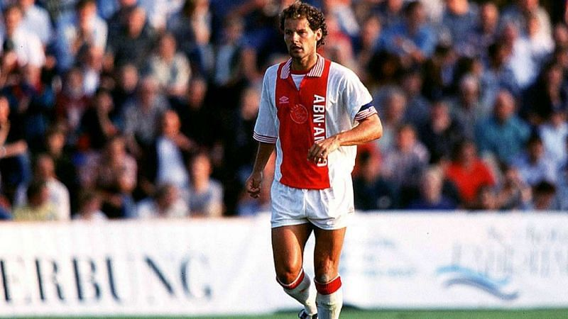Danny Blind became an Ajax legend in his 30