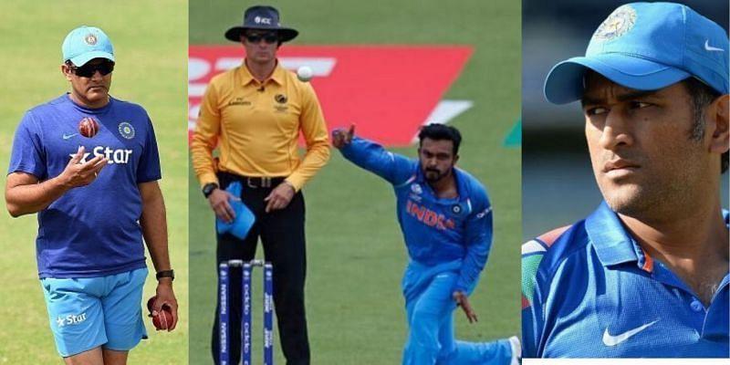 केदार जाधव ने अपनी गेंदबाजी से कई बार अहम विकेट चटकाया है