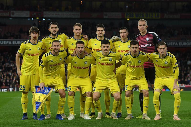 Arsenal v BATE Borisov - UEFA Europa League Round of 32: Second Leg.