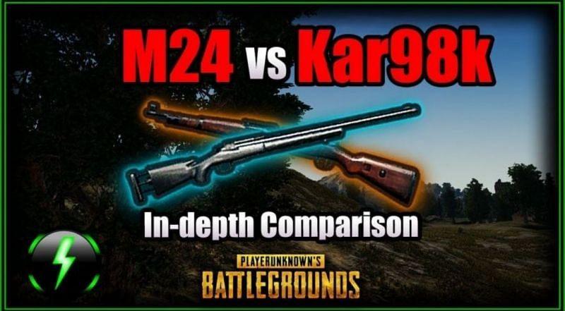 M24 और Kar98