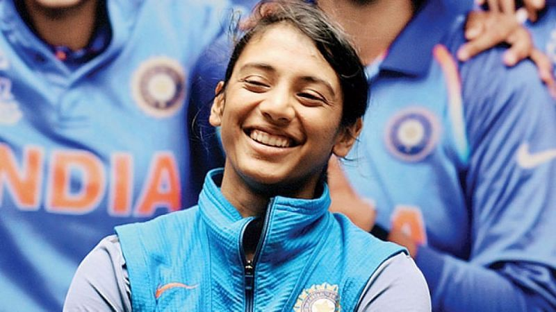 Mandhana is a melange of all the combinations that would make you a marketing hero in India