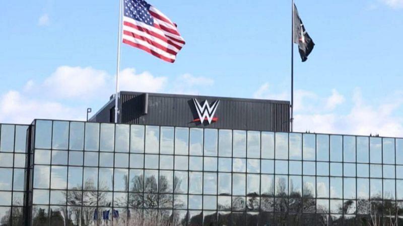 WWE हेडक्वॉर्टर