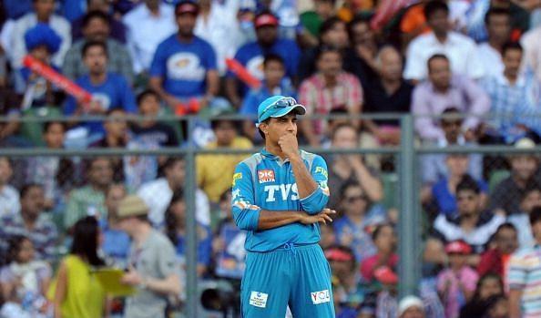 दादा कप्तान के तौर पर आईपीएल में ज्यादा प्रभावित नहीं कर पाए