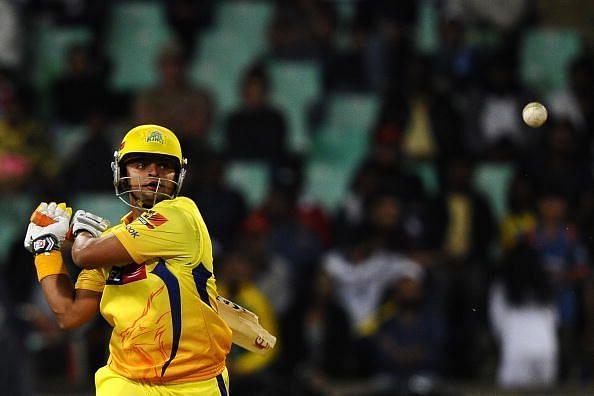 सुरेश रैना बने थे फाइनल में प्लेयर ऑफ द मैच