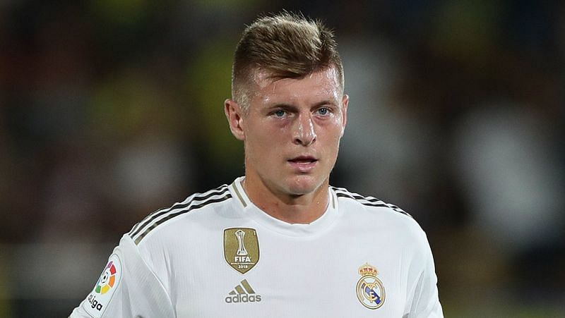 Toni Kroos has been one of the standout central midfielders of the last decade.