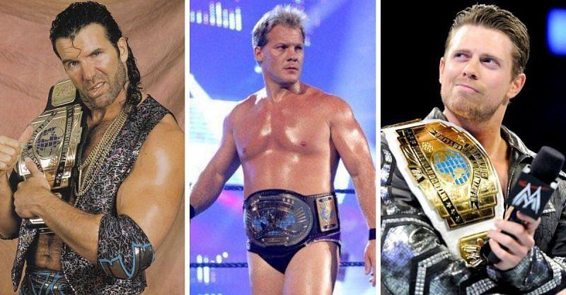 Three of the greatest!