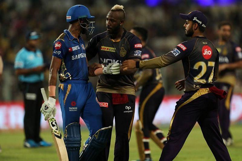 कोलकाता नाइट राइडर्स vs मुंबई इंडियंस (फोटो क्रेडिट: IPLt20.com)