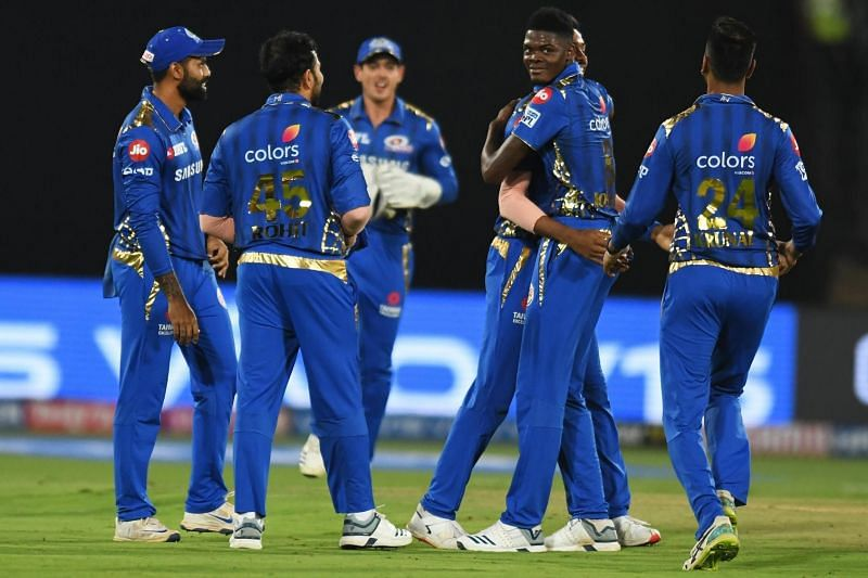 Alzari Joseph marked his IPL debut with six wickets