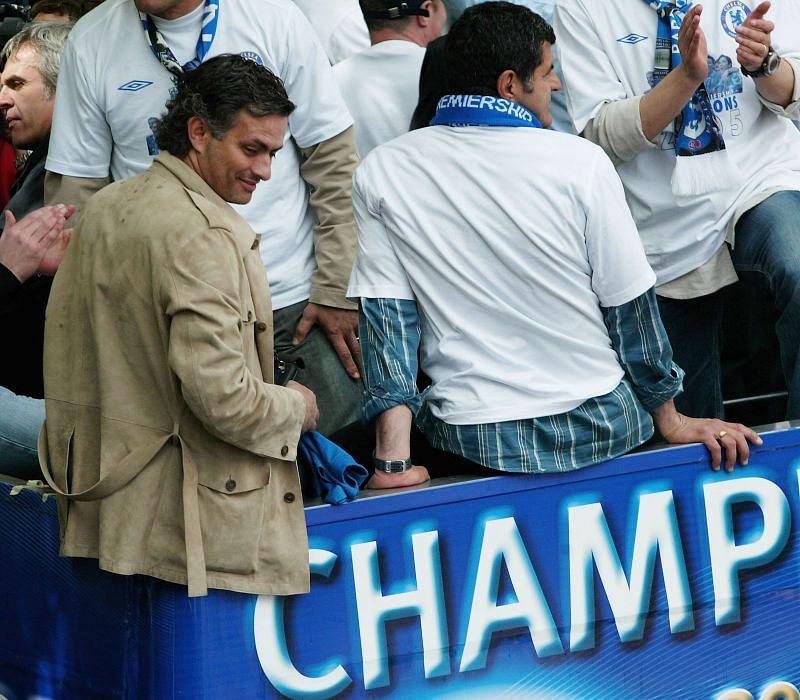 Chelsea Trophy Parade