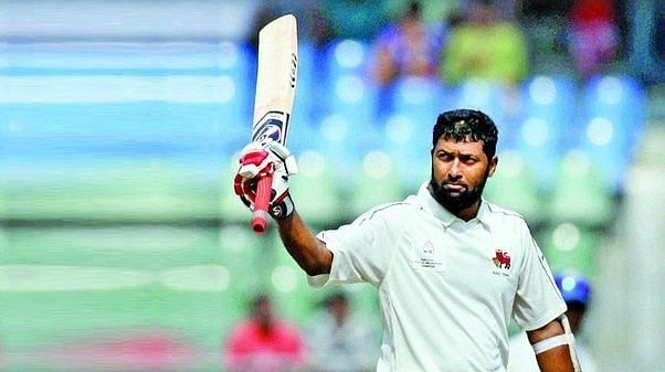 All-time Ranji Trophy top-scorer Wasim Jaffer is a prolific run-scorer in first-class cricket for India.