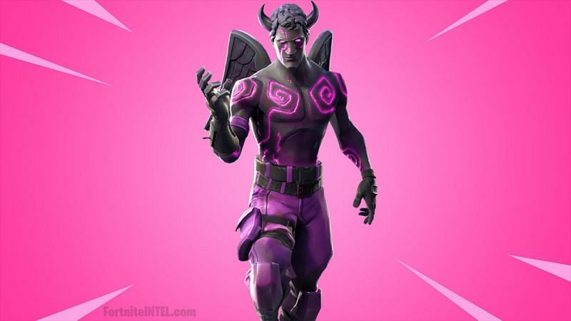 Fallen Love Ranger Fortnite skin