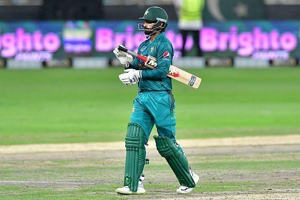 पाकिस्तानी बल्लेबाज मोहम्मद हफीज
