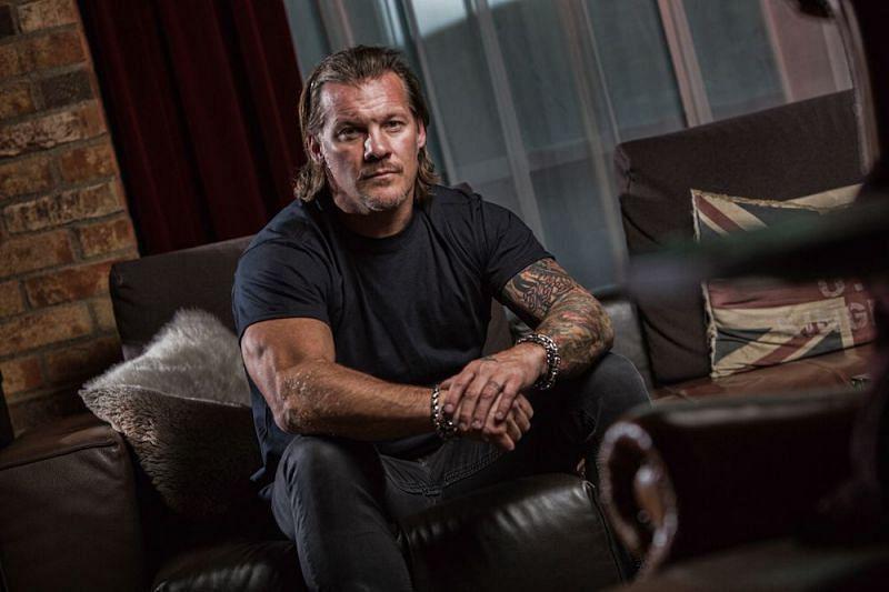 Wrestler, musician, podcaster, actor, and entrepreneur Chris Jericho