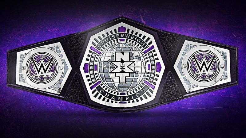 The Cruiserweight division moved to NXT after NXT moved to the USA Network
