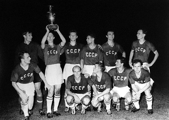 The Soviet Union claimed the trophy in the inaugural edition of the Euros in 1960