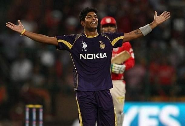 Umesh Yadav would be the sole Indian fast bowler in this all-time KKR XI.