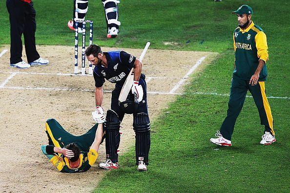 न्यूजीलैंड टीम हमेशा से ही स्पोर्टमैनशिप के लिए जानी जाती है