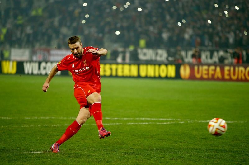 Rickie Lambert got his big move to Liverpool at the age of 32