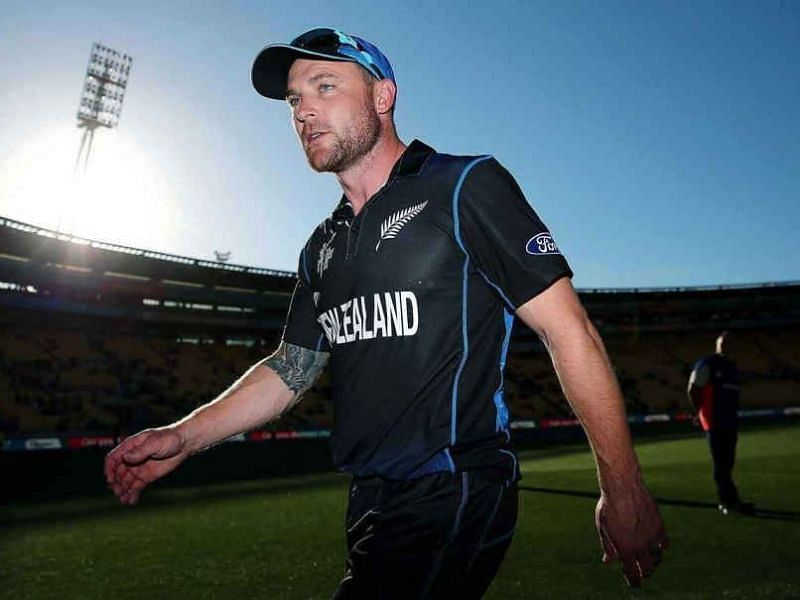 Brendon McCullum was a pioneer of an attacking style of cricket