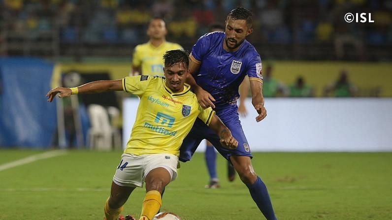 Jessel Carneiro made a move from Dempo SC to Kerela Blasters that worked wonders.