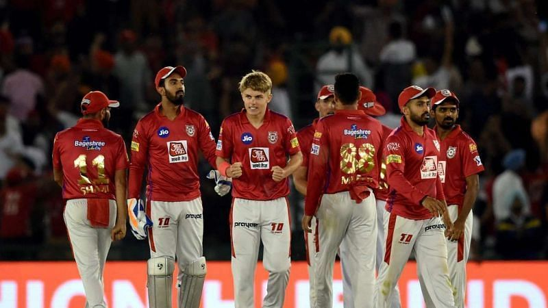 Kings XI Punjab finished as the IPL runners-up in 2014