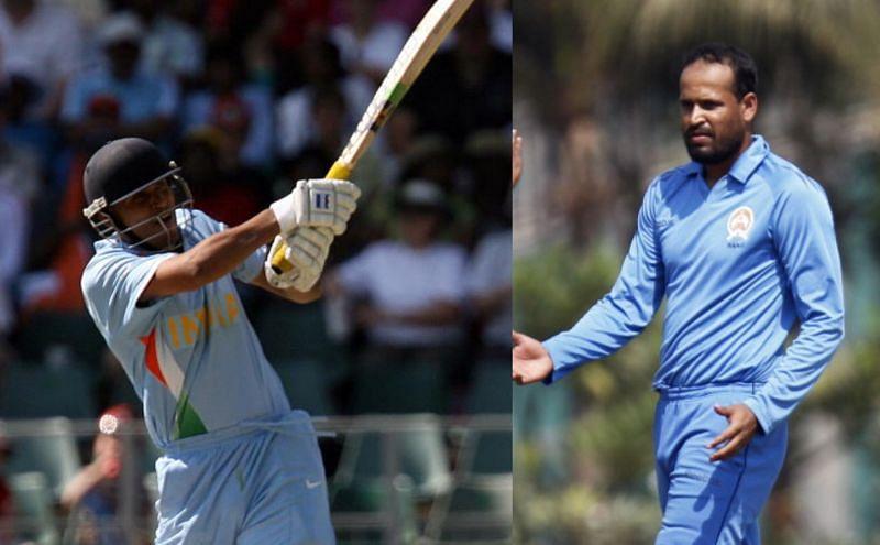 यूसुफ पठान ने फाइनल में 15 रन बनाए थे और उन्होंने अंतरराष्ट्रीय क्रिकेट से संन्यास ले लिया है।