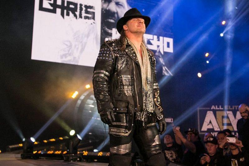 Chris Jericho [Pic - AEW]