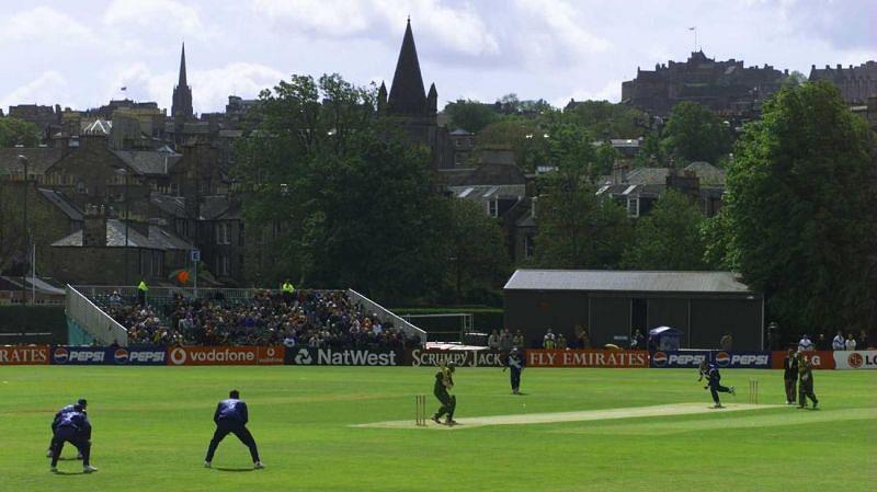 स्कॉटलैंड क्रिकेट