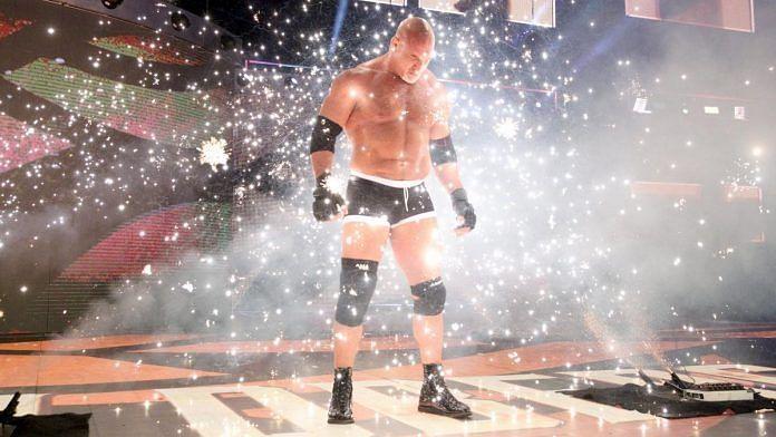 WWE के दिग्गज गोल्डबर्ग