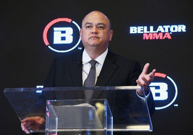 Bellator CEO Scott Coker