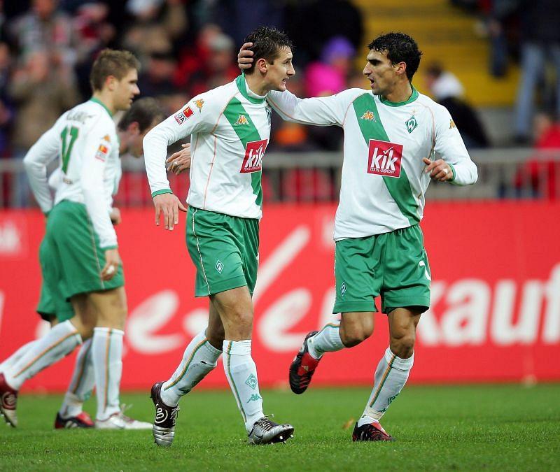 Werder Bremen v Bayer 04 Leverkusen