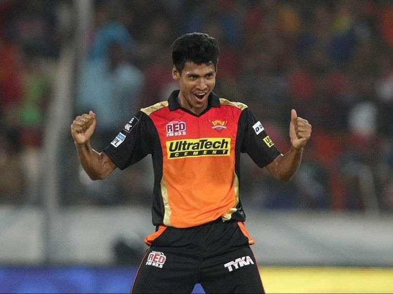Mustafizur Rahman - The Bangladeshi pace bowler