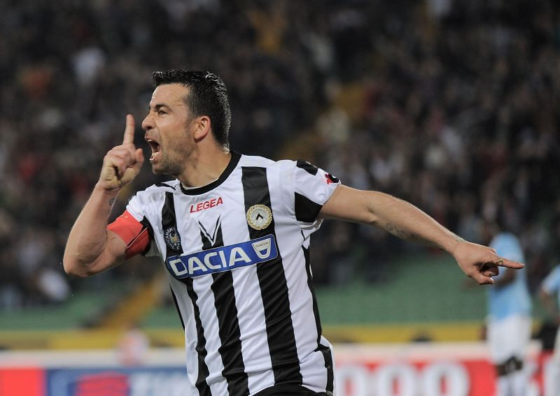 Antonio Di Natale was one of Serie A