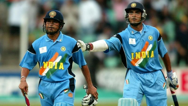 Sachin Tendulkar and Saurav Ganguly has the most runs by an ODI opening pair