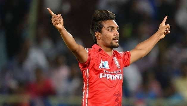 Sandeep Sharma has been the most consistent seam bowler for KXIP.