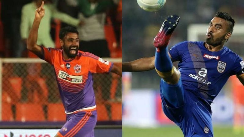 Both Gurtej and Sehnaj played regularly in the ISL for various clubs in the last three seasons