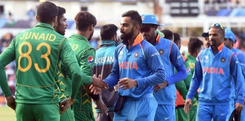 भारत-पाकिस्तान, वर्ल्ड कप 2019