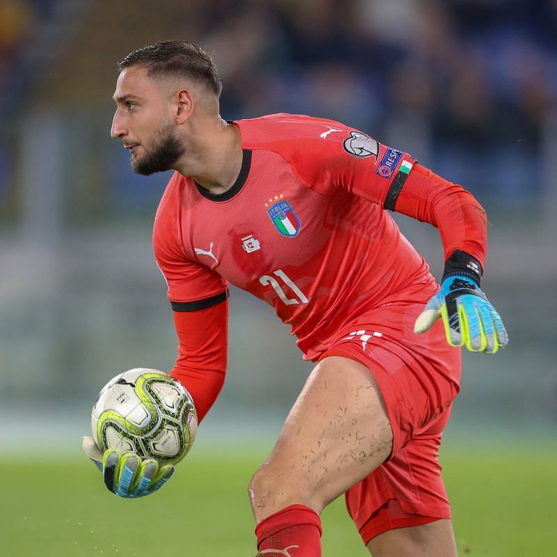 Donnarumma is one of the best young keepers around Mancini has been impressive