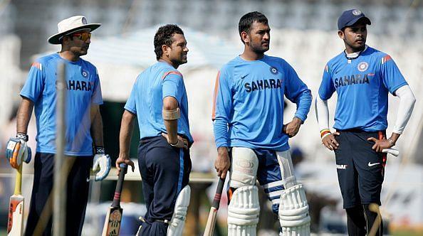 भारतीय टीम के खिलाड़ी