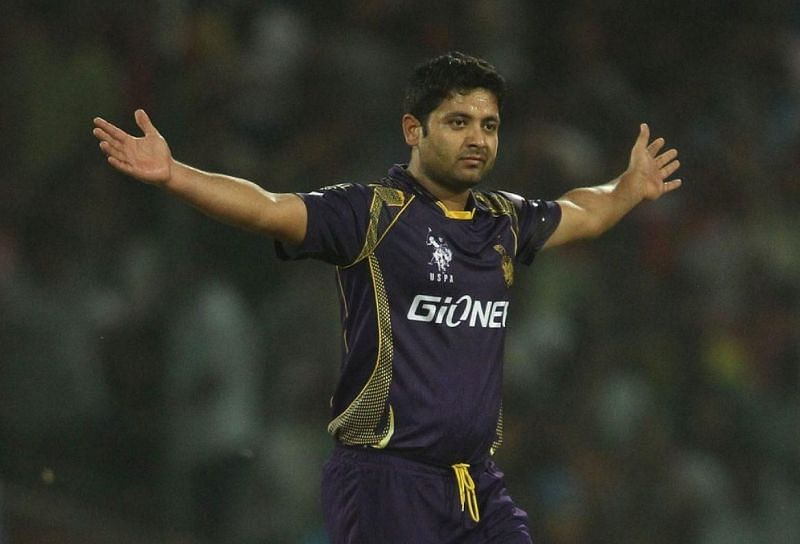 Piyush Chawla has the most wickets by an Indian bowler for KKR.