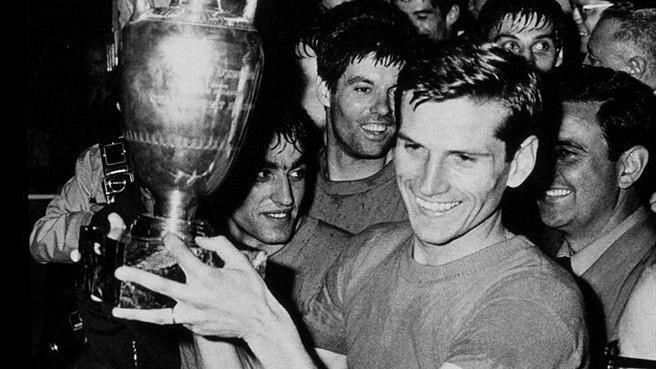 Italy won Euro 1968 in somewhat bizarre fashion