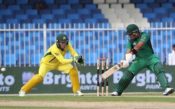 पाकिस्तानी बल्लेबाज के ऊपर लगा बैन