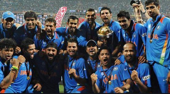 भारतीय टीम, वर्ल्ड कप 2011