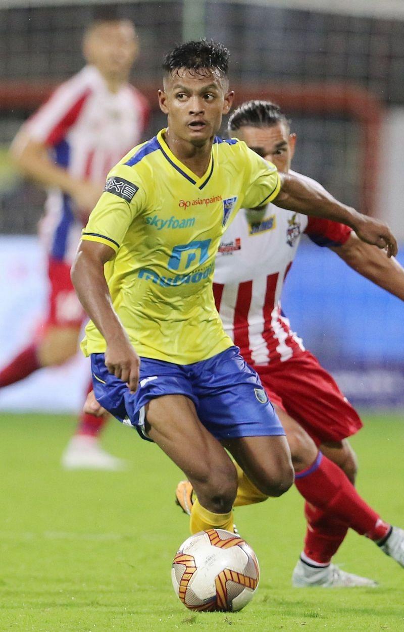 Mohammad Rakip played for Kerala Blasters for two seasons