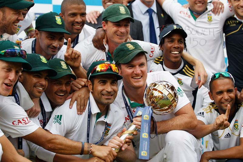 South Africa is a successful Test nation