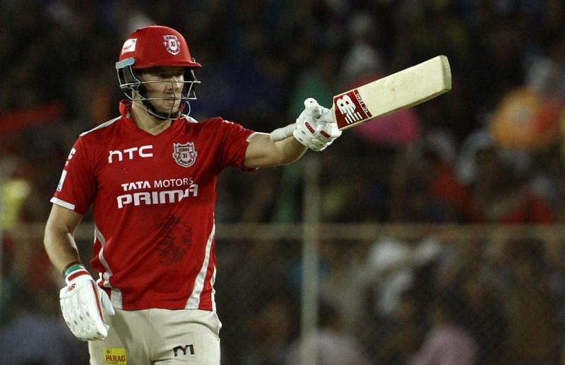 David Miller is the most capped foreign player for KXIP.