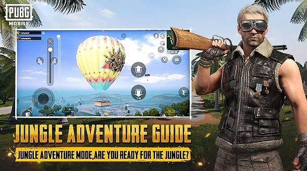 Jungle Adventure Guide Mode